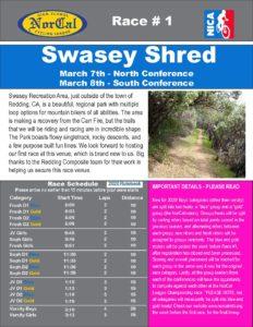 2020 Race 1 Swasey Redding